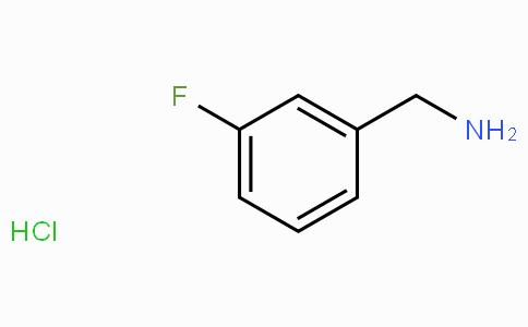 3-Fluorobenzylamine hydrochloride