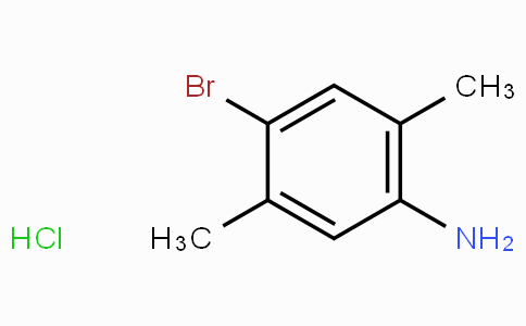 4-Bromo-2,5-dimethylaniline hydrochloride