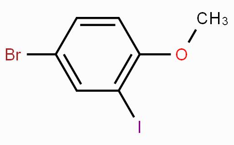 4-Bromo-2-iodoanisole