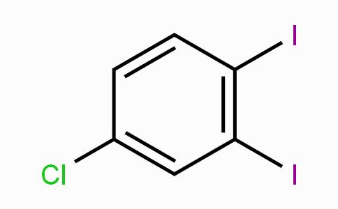 4-Chloro-1,2-diiodobenzene