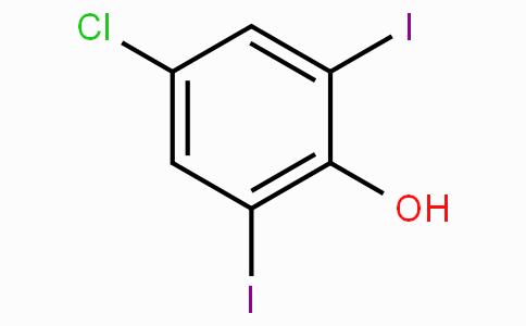 4-Chloro-2,6-diiodophenol