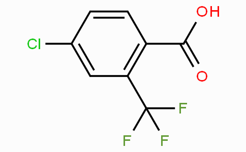 4-Chloro-2-(trifluoromethyl)benzoic acid