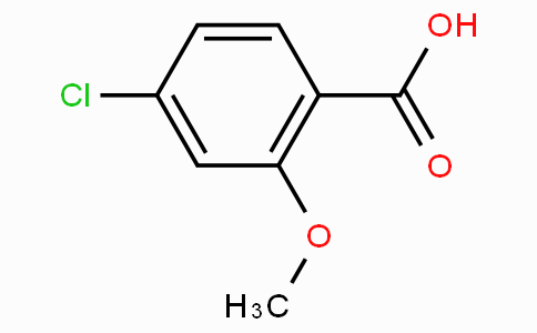 4-Chloro-2-methoxybenzoic acid