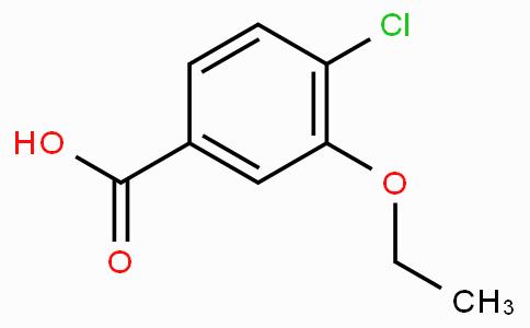 4-Chloro-3-ethoxybenzoic acid