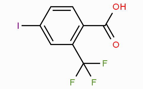 4-Iodo-2-(trifluoromethyl)benzoic acid