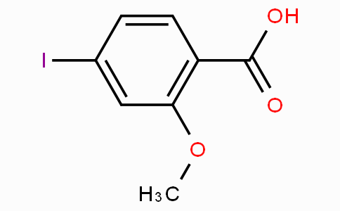 4-Iodo-2-methoxybenzoic acid