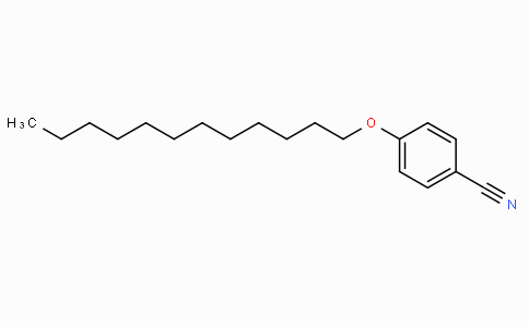 4-n-Dodecyloxybenzonitrile