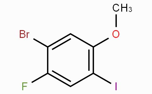 5-Bromo-4-fluoro-2-iodoanisole