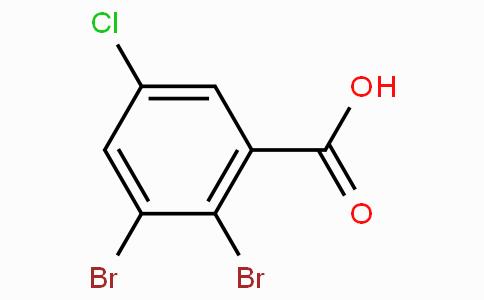 5-Chloro-2,3-dibromobenzoic acid