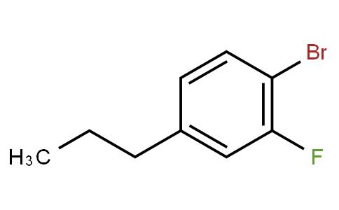 1-BroMo-2-fluoro-4-propylbenzene