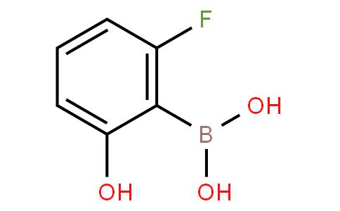2-Fluoro-6-hydroxyphenylboronic acid