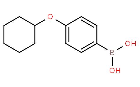 4-cyclohexyloxybenzeneboronic acid