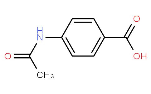 p-Acetylamino benzoic acid
