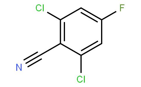 2,6-Dichloro-4-fluorobenzonitrile