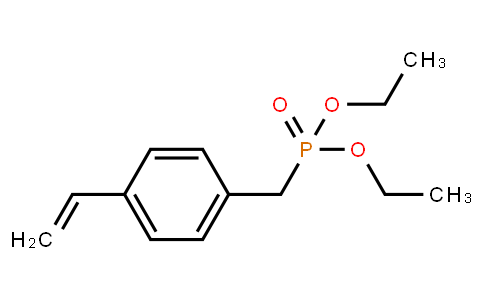 Diethyl 4-vinylbenzylphosphonate