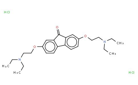 Tilorone dihydrochloride