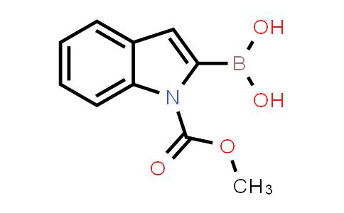BP25117 | 1001162-89-5 | 2-Borono-1H-indol-1-carboxylic acid 1-Methyl ester