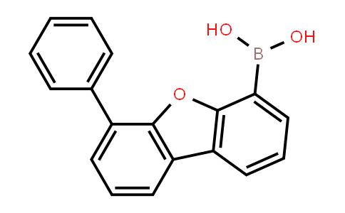 BP23867 | 1010068-85-5 | B-(6-Phenyl-4-dibenzofuranyl)-boronic acid