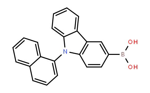 BP23871 | 1133057-97-2 | B-[9-(1-Naphthalenyl)-9H-carbazole-3-yl]-boronic acid