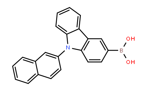 BP23870 | 1133057-98-3 | B-[9-(2-Naphthalenyl)-9H-carbazole-3-yl]-boronic acid