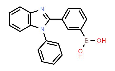 BP25116   1214723-26-8   3-(1-phenyl-1H-benzo[d]iMidazol-2-yl)phenylboronic acid