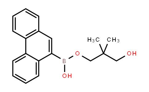 BP22001 | 1416371-19-1 | 3-Hydroxy-2,2-dimethylpropyl hydrogen phenanthren-9-ylboronate