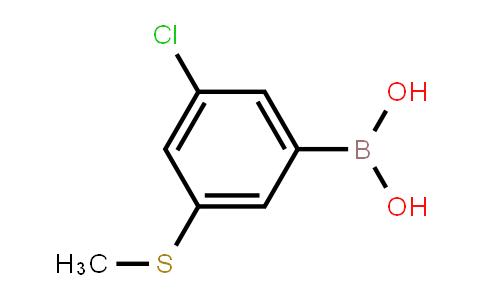 BP21512 | 1451392-52-1 | (3-Chloro-5-methylsulfanylphenyl)boronic acid