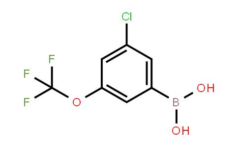 BP20934 | 1451393-40-0 | 3-Chloro-5-(trifluoromethoxy)phenylboronic acid
