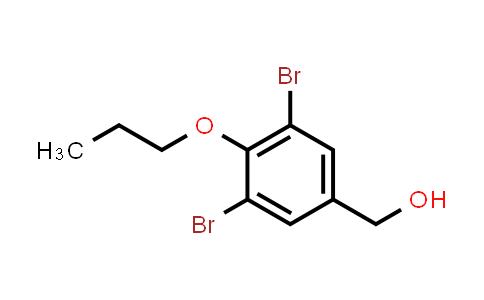 BP25414 | 1692704-74-7 | (3,5-Dibromo-4-propoxyphenyl)methanol