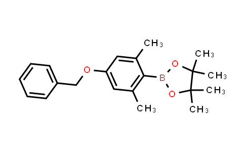 BP25413 | 1823170-16-6 | 2-(4-(benzyloxy)-2,6-dimethylphenyl)-4,4,5,5-tetramethyl-1,3,2-dioxaborolane