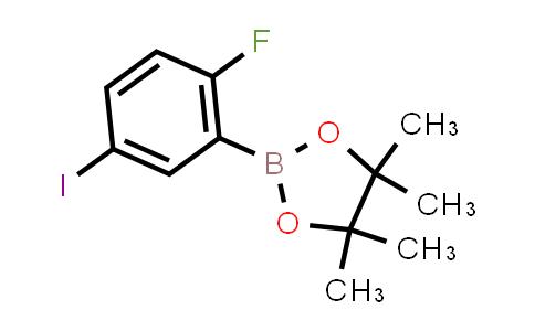 BP25408   2379792-68-2   2-(2-Fluoro-5-iodophenyl)-4,4,5,5-tetramethyl-1,3,2-dioxaborolane