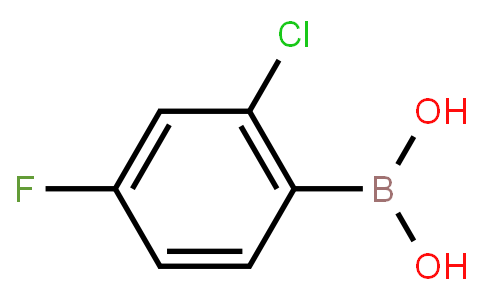 BP20007   313545-72-1   2-Chloro-4-fluorophenylboronic acid