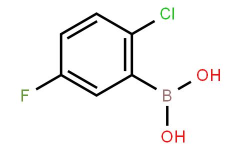 2-Chloro-5-fluorophenylboronic acid