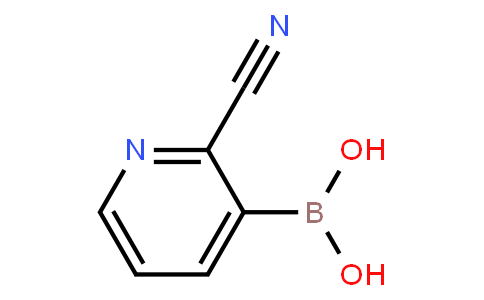 2-Cyanopyridine-3-boronic acid