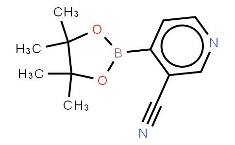 3-Cyanopyridine-4-boronic acid, pinacol ester