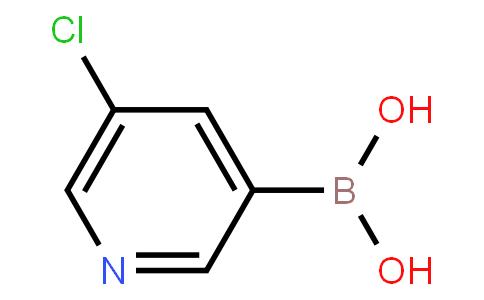 5-Chloropyridine-3-boronic acid
