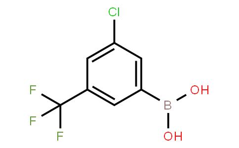 3-Chloro-5-(trifluoromethyl)phenylboronic acid