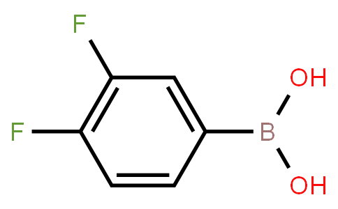 3,4-Difluorophenylboronic acid