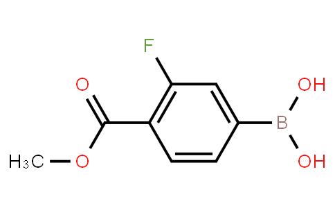 BP20075 | 505083-04-5 | 3-Fluoro-4-methoxycarbonylphenylboronic acid