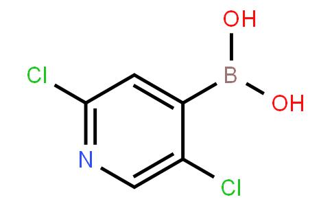 2,5-Dichloropyridine-4-boronic acid