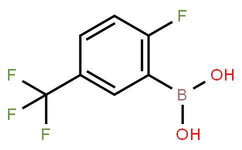 2-Fluoro-5-(trifluoromethyl)phenylboronic acid