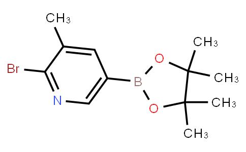 2-Bromo-3-methylpyridine-5-boronic acid pinacol ester
