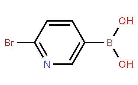 2-Bromopyridine-5-boronic acid