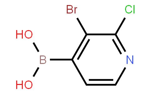 BP20096 | 1072944-16-1 | 3-Bromo-2-chloropyridine-4-boronic acid