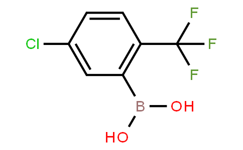 5-Chloro-2-(trifluoromethyl)phenylboronic acid
