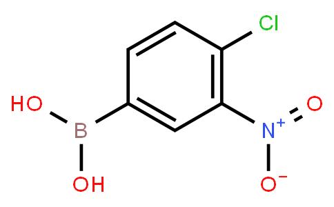 4-Chloro-3-nitrophenylboronic acid