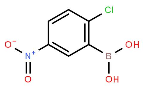 2-Chloro-5-nitrophenylboronic acid