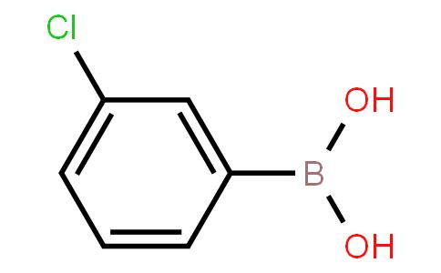 3-Chlorophenylboronic acid