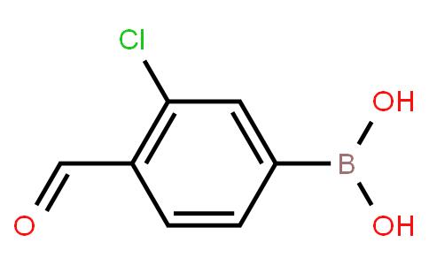 BP20135 | 1072952-53-4 | 3-Chloro-4-formylphenylboronic acid