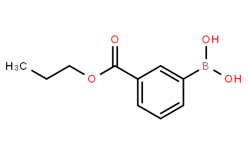 BP20151 | 850568-78-4 | 3-(Propoxycarbonyl)phenylboronic acid